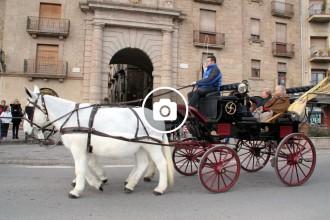 GALERIA D'IMATGES: Cercavila, benedicció i Tres Tombs de Sant Antoni Abat