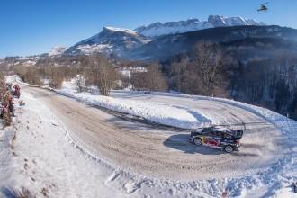 Vés a: Ogier estrena el Fiesta guanyant el Monte-Carlo, primera prova del mundial