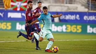Vés a: El Barça goleja al camp de l'Eibar però s'hi deixa Sergio Busquets