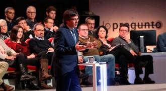 Vés a: Puigdemont defensa que a Europa «tothom està avisat» que el referèndum es farà amb o sense pacte