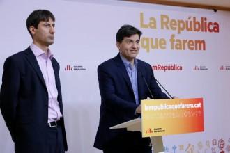 Vés a: ERC acusa el PP de ser un partit d'«extrema dreta» per voler boicotejar la conferència de Brussel·les
