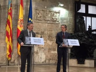 Vés a: El govern espanyol declararà zona catastròfica les comarques valencianes afectades pel temporal