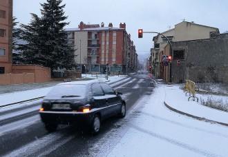 A quines comarques i quan pot nevar aquest dimecres?