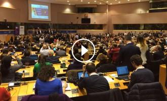 Vés a: VÍDEO en DIRECTE Puigdemont, Junqueras i Romeva expliquen el referèndum a Brussel·les
