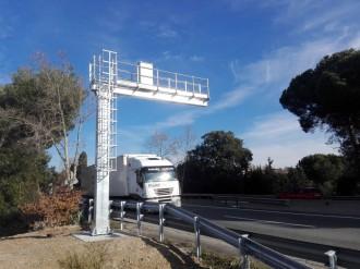 Vés a: Entren en funcionament nous radars per tram a la C-17 al seu pas pel Vallès