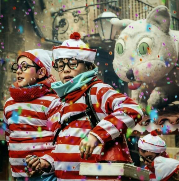 700 euros en premis pels concursos de fotografia del Carnaval de Solsona