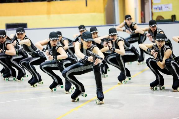 El CPA Olot presenta les noves coreografies