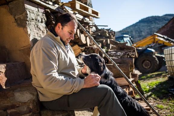 La pagesia catalana, un sector en extinció?