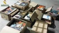 La Guàrdia Civil intervé productes de contraban per valor de més de 21.000 euros a Bellver de Cerdanya i Torà