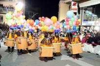 Vés a: Solsona penja la bata i diu adéu al Carnaval amb la tradicional despenjada del ruc