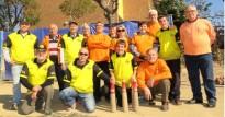 Vés a: Darrera jornada de la lliga comarcal de bitlles