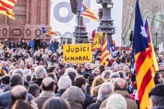 Vés a: L'ANC convoca concentracions a Madrid i a les delegacions del govern espanyol pel judici a Homs