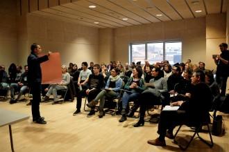 Una seixantena d'agents econòmics i socials debaten el full de ruta de promoció econòmica de Solsona pels propers 5 anys