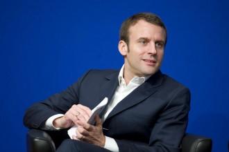 Vés a: Emmanuel Macron, l'única esperança de l'esquerra
