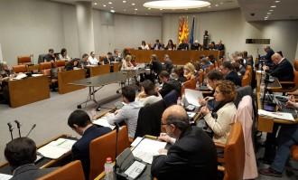 Vés a: La CUP s'absté en l'adhesió de la Diputació de Barcelona al Pacte Nacional pel Referèndum