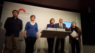 Vés a: Forcadell acusa la Fiscalia d'actuar ideològicament contra l'independentisme