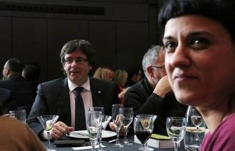 Vés a: Puigdemont i la CUP acorden accelerar l'aprovació dels pressupostos