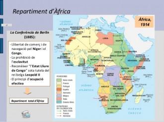 Vés a: El dia que les potències europees es van repartir Àfrica amb un tiralínies