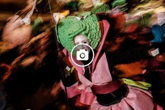 Vés a: FOTOS del multitudinari i esbojarrat Carnaval de Torelló