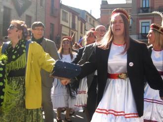 Vés a: VÍDEO La festa dels 250 anys del Ball de Gitanes de Sant Celoni acaba amb crits d'«independència»