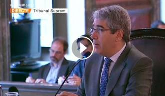 Vés a: VÍDEO Homs s'enganxa amb el fiscal i el president de la sala del Suprem