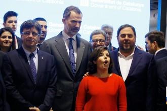 Vés a: Puigdemont aprofita el Mobile per retreure a l'Estat la manca de col·laboració
