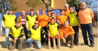 Desplaçament de l'Olius a Tàrrega per disputar la partida endarrerida de la 9a. jornada