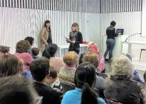 Vés a: Anna Manso presenta a Solsona el llibre Allò de l'avi