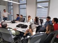 Visites a empreses de l'alumnat de Cicles Formatius de l'Escola Arrels