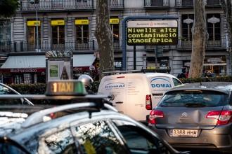 Vés a: La Generalitat activa l'avís preventiu per contaminació atmosfèrica en diversos municipis