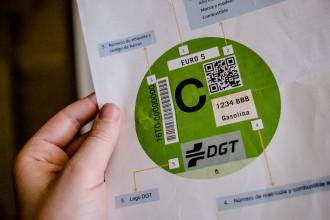 Vés a: Multes de 100 euros als cotxes que circulin sense etiqueta en episodis de contaminació