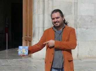 Raül Cid: «El reglament de música al carrer arriba tard»