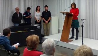 Solsona commemorarà dimarts el Dia Mundial de la Poesia amb un recital a la biblioteca