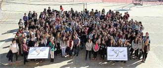 300 joves gaudeixen junts de les matemàtiques