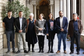 Vés a: Set municipis catalans fan front comú per impulsar la remunicipalització de l'aigua