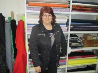 Lourdes Espuga: «Avui no es fa tant vestit a mida, es prefereix arreglar»