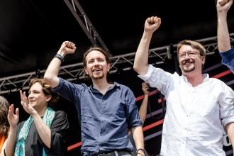 Vés a: Domènech fitxa Vicenç Navarro i no compta amb dirigents de Podem per liderar el partit dels «comuns»