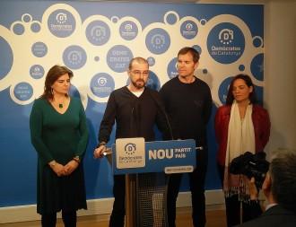 Vés a: Crisi entre el PDECat i Demòcrates a l'Ajuntament de Barcelona