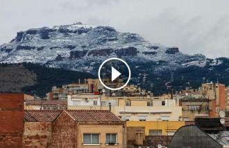 Vés a: VÍDEOS Catalunya es desperta nevada a les acaballes de març