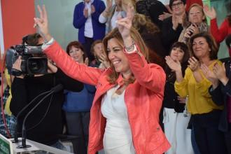 Vés a: Susana Díaz mobilitza els factòtums del PSOE per barrar el pas a Pedro Sánchez