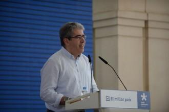 Vés a: Homs anirà «amb el cap ben alt» al Congrés abans d'haver de deixar l'acta de diputat