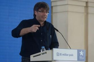 Vés a: Puigdemont avisa de la «venjança» de l'Estat si el procés fracassa