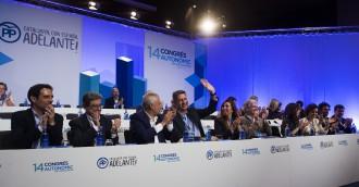 Vés a: El congrés del PP català, entre comiats, «inconformisme» i llàgrimes
