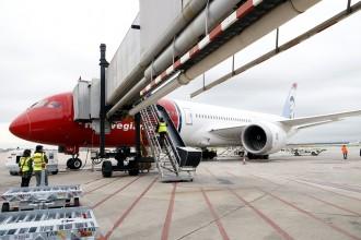 Vés a: Aterra a Barcelona l'avió de Norwegian que cobrirà les primeres rutes de baix cost als Estats Units