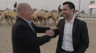 Vés a: Xavi Hernàndez i Pere Escobar, protagonistes del primer «Fora de sèrie» de TV3 d'aquest 2017