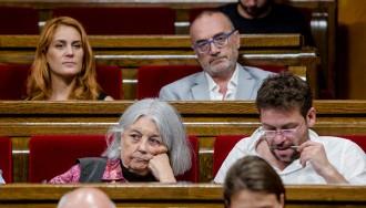 Vés a: CSQEP exigeix a Podem que rellevi la diputada Àngels Martínez per «deixadesa de funcions»