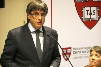 Vés a: Puigdemont adverteix des dels EUA que el referèndum es farà encara que l'Estat no l'autoritzi