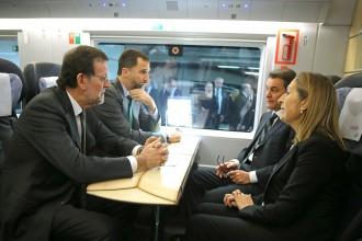 Vés a: Menys d'un terç de la inversió de Rajoy en corredors ha anat al del Mediterrani