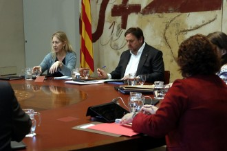 Vés a: El Govern constata que el Senat no té voluntat d'escoltar les demandes catalanes