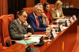 Vés a: Comissions, credibilitat i ferides obertes: la compareixença de Mas, en cinc claus